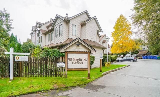 98 Begin Street #29, Coquitlam, BC V3K 6M9 (#R2625575) :: 604 Home Group