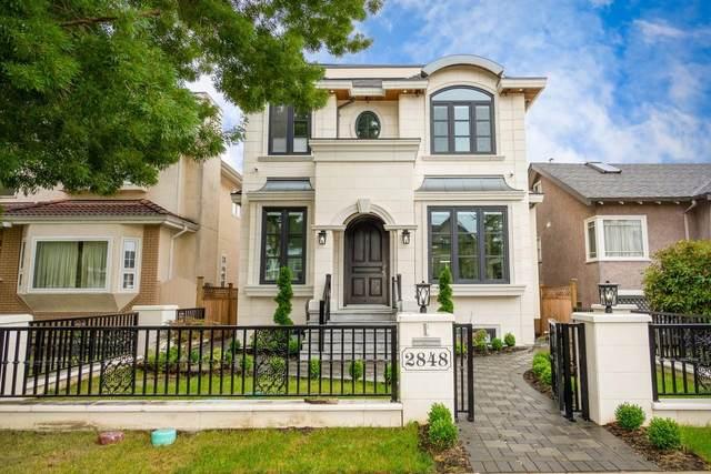 2848 W 21ST Avenue, Vancouver, BC V6L 1K6 (#R2625584) :: 604 Home Group