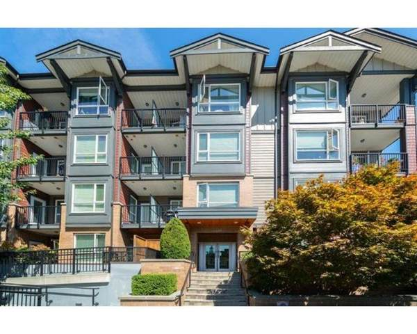 2351 Kelly Avenue #205, Port Coquitlam, BC V3C 1Y3 (#R2625623) :: Ben D'Ovidio Personal Real Estate Corporation | Sutton Centre Realty