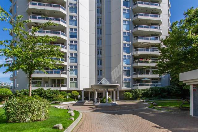 69 Jamieson Court #1003, New Westminster, BC V3L 5R3 (#R2625657) :: 604 Home Group