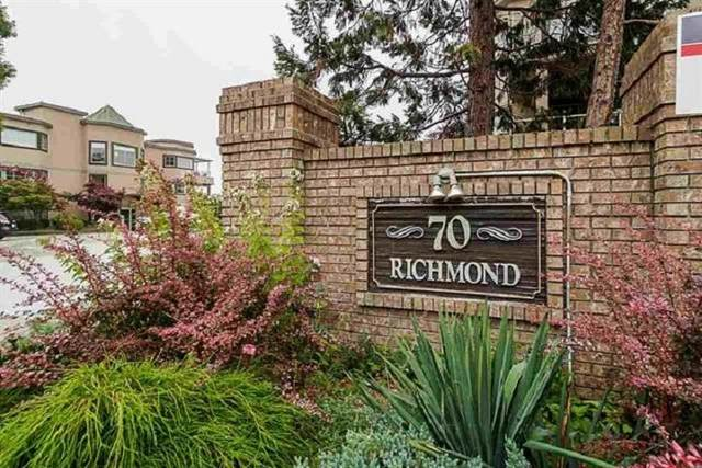 70 Richmond Street #205, New Westminster, BC V3L 5S8 (#R2625678) :: 604 Home Group