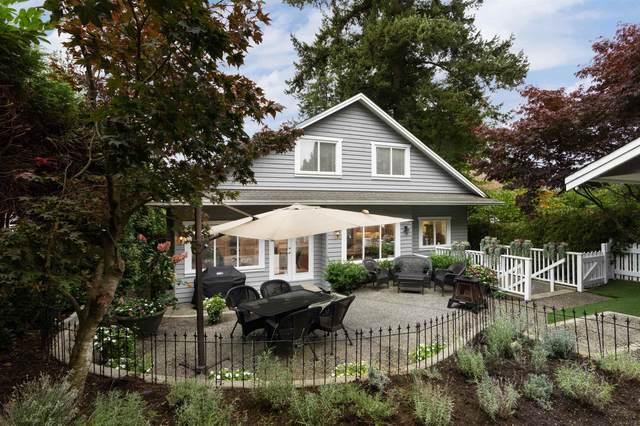 150 W Osborne Road, North Vancouver, BC V7N 2P8 (#R2625704) :: Ben D'Ovidio Personal Real Estate Corporation | Sutton Centre Realty
