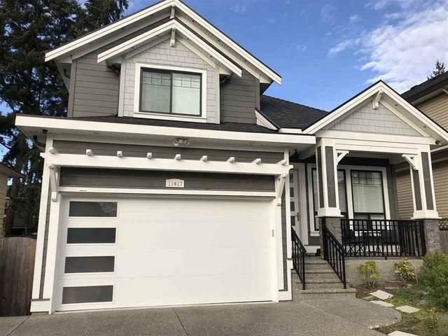 11417 87A Avenue, Delta, BC V4C 3A7 (#R2625725) :: Ben D'Ovidio Personal Real Estate Corporation | Sutton Centre Realty