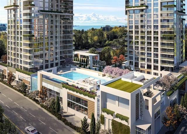 1633 Capilano Road #1604, North Vancouver, BC V7P 3B3 (#R2625754) :: 604 Home Group