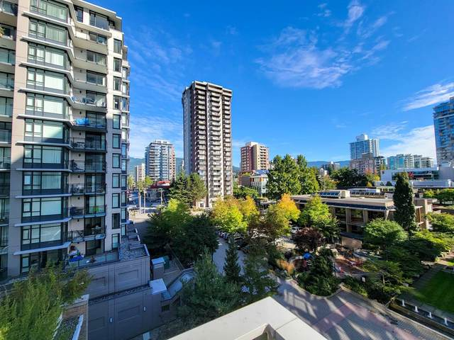 1320 Chesterfield Avenue #607, North Vancouver, BC V7M 0A6 (#R2625778) :: Ben D'Ovidio Personal Real Estate Corporation | Sutton Centre Realty