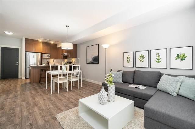 827 Roderick Avenue #210, Coquitlam, BC V3K 0E3 (#R2625795) :: Ben D'Ovidio Personal Real Estate Corporation | Sutton Centre Realty