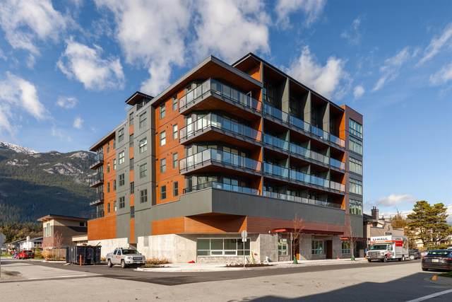 38013 Third Avenue #312, Squamish, BC V8B 0Z8 (#R2625827) :: 604 Home Group