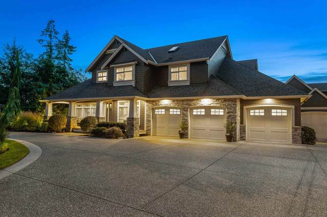 5221 219A Street, Langley, BC V2Y 0G6 (#R2625830) :: Ben D'Ovidio Personal Real Estate Corporation   Sutton Centre Realty