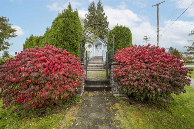 831 Second Street, New Westminster, BC V3L 2N4 (#R2625832) :: Ben D'Ovidio Personal Real Estate Corporation   Sutton Centre Realty