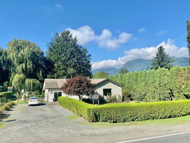 6393 Lougheed Highway, Agassiz, BC V0M 1A1 (#R2625840) :: 604 Home Group