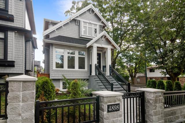 4898 Dunbar Street, Vancouver, BC V6S 2H3 (#R2625863) :: 604 Home Group