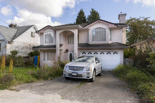 514 Richmond Street, New Westminster, BC V3L 4C7 (#R2625876) :: Ben D'Ovidio Personal Real Estate Corporation   Sutton Centre Realty