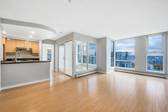 1008 Cambie Street #3105, Vancouver, BC V6B 6J7 (#R2625882) :: MC Real Estate Group