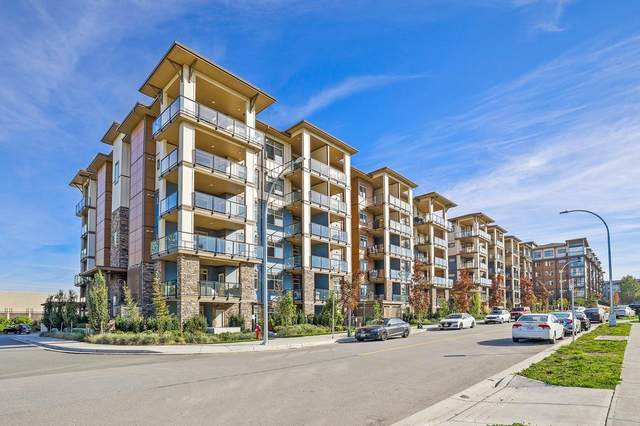 20673 78 Avenue #405, Langley, BC V2Y 3K1 (#R2625889) :: Ben D'Ovidio Personal Real Estate Corporation   Sutton Centre Realty