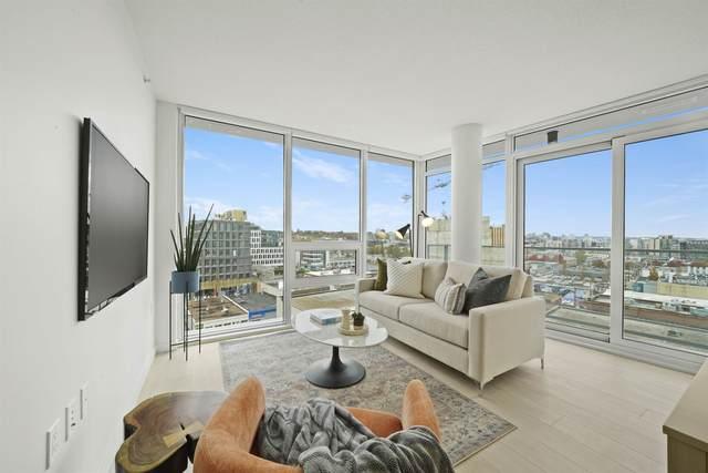 180 E 2ND Avenue #1102, Vancouver, BC V5Y 3T9 (#R2625893) :: Ben D'Ovidio Personal Real Estate Corporation   Sutton Centre Realty