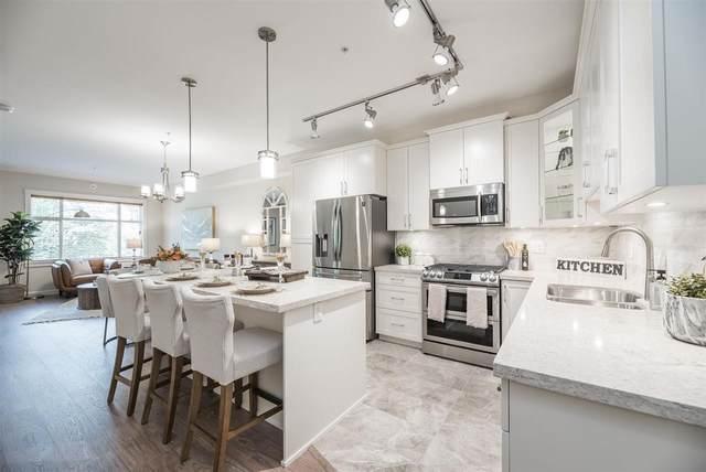 8538 203A Street #412, Langley, BC V0V 0V0 (#R2625907) :: Ben D'Ovidio Personal Real Estate Corporation   Sutton Centre Realty