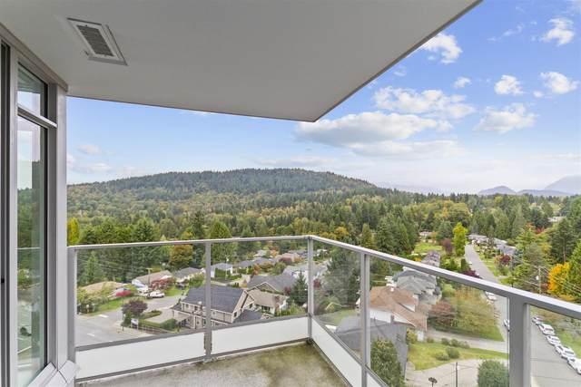 520 Como Lake Avenue #1105, Coquitlam, BC V3J 0E8 (#R2625916) :: Ben D'Ovidio Personal Real Estate Corporation | Sutton Centre Realty