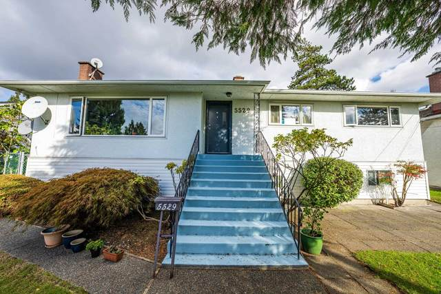 5529 Keith Street, Burnaby, BC V5J 3C4 (#R2625948) :: Ben D'Ovidio Personal Real Estate Corporation | Sutton Centre Realty