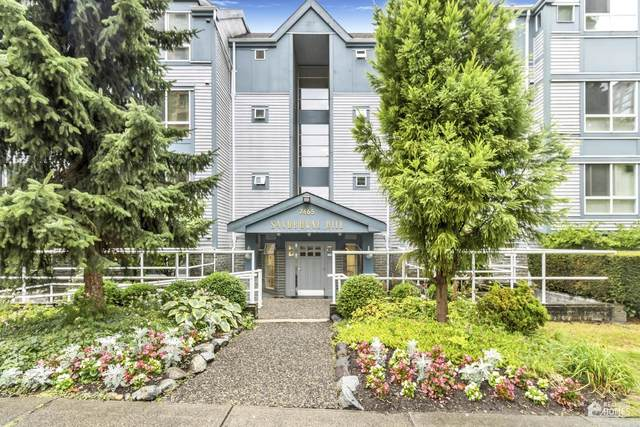 7465 Sandborne Avenue #207, Burnaby, BC V3W 4W7 (#R2625949) :: Ben D'Ovidio Personal Real Estate Corporation   Sutton Centre Realty