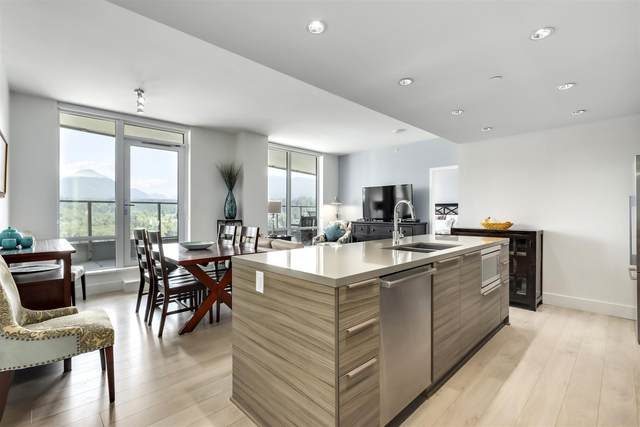 1550 Fern Street #2306, North Vancouver, BC V7J 0A9 (#R2625964) :: 604 Home Group
