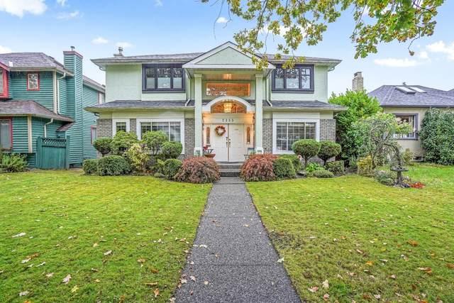 2355 W 13TH Avenue, Vancouver, BC V6K 2S5 (#R2625975) :: MC Real Estate Group