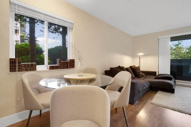 2458 York Avenue #102, Vancouver, BC V6K 1E1 (#R2625982) :: MC Real Estate Group