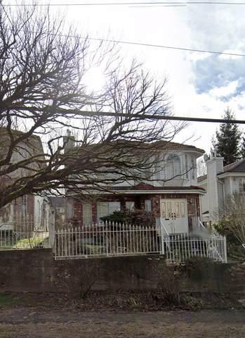 1636 E 20TH Avenue, Vancouver, BC V5N 2K8 (#R2626001) :: Ben D'Ovidio Personal Real Estate Corporation | Sutton Centre Realty