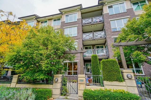 6758 188 Street #124, Surrey, BC V4N 6K2 (#R2626025) :: Ben D'Ovidio Personal Real Estate Corporation | Sutton Centre Realty