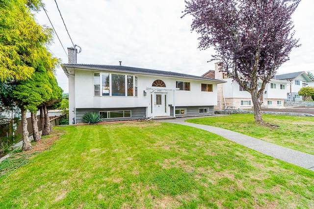 5045 Woodsworth Street, Burnaby, BC V5G 1S3 (#R2626057) :: Ben D'Ovidio Personal Real Estate Corporation | Sutton Centre Realty