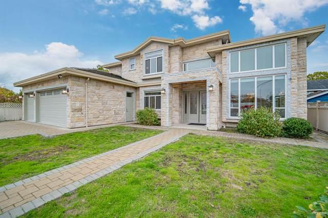 8520 Fairbrook Crescent, Richmond, BC V7C 1Z3 (#R2626089) :: Ben D'Ovidio Personal Real Estate Corporation   Sutton Centre Realty