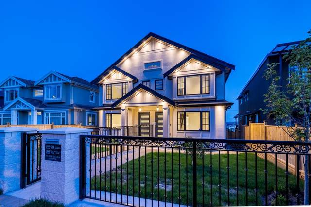 2276 Burquitlam Drive, Vancouver, BC V5P 2P1 (#R2626097) :: 604 Home Group