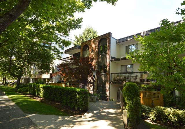 345 W 10TH Avenue #305, Vancouver, BC V5Y 1S2 (#R2626107) :: 604 Home Group