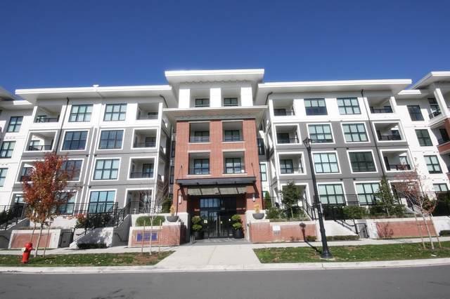 9551 Alexandra Road #212, Richmond, BC V6X 0S6 (#R2626163) :: Ben D'Ovidio Personal Real Estate Corporation   Sutton Centre Realty