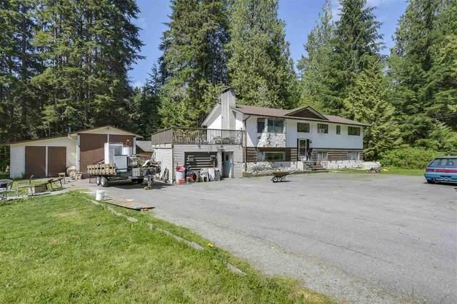 11697 272 Street, Maple Ridge, BC V2W 1N1 (#R2626175) :: Ben D'Ovidio Personal Real Estate Corporation | Sutton Centre Realty