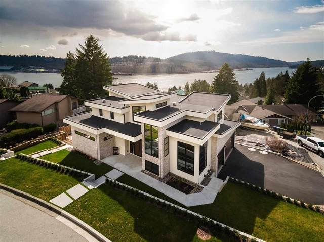 168 Roe Drive, Port Moody, BC V3H 3M8 (#R2626198) :: 604 Home Group