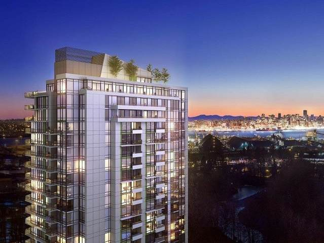 680 Seylynn Crescent #1009, North Vancouver, BC V7J 0B5 (#R2626206) :: Ben D'Ovidio Personal Real Estate Corporation | Sutton Centre Realty