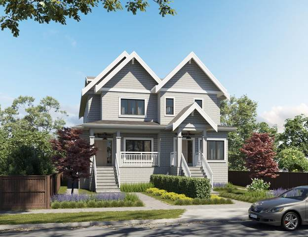 3781 W 27TH Avenue, Vancouver, BC V6S 1R2 (#R2626211) :: 604 Home Group