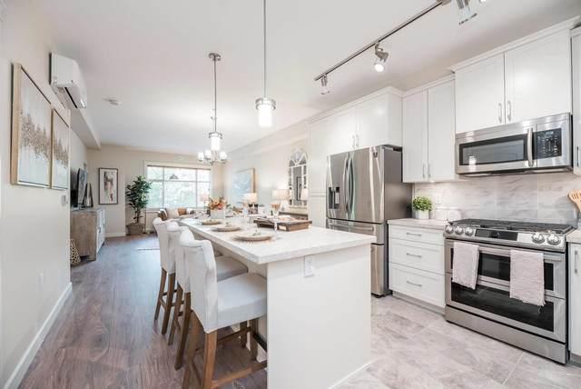 8538 203A Street #404, Langley, BC V0V 0V0 (#R2626227) :: Ben D'Ovidio Personal Real Estate Corporation   Sutton Centre Realty