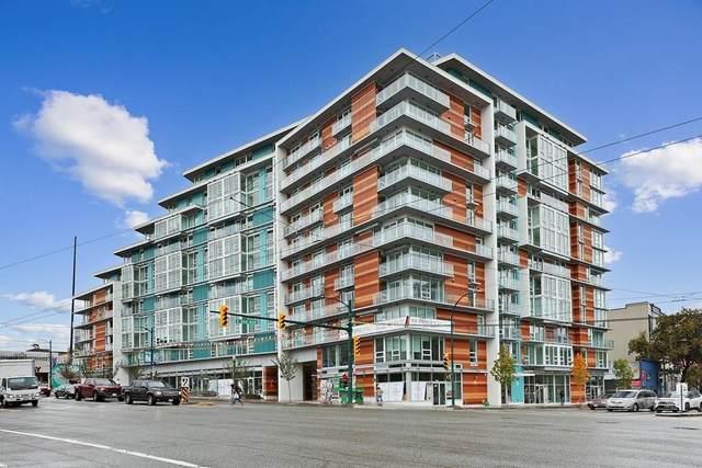 180 E 2ND Avenue #408, Vancouver, BC V5T 0K4 (#R2626240) :: MC Real Estate Group