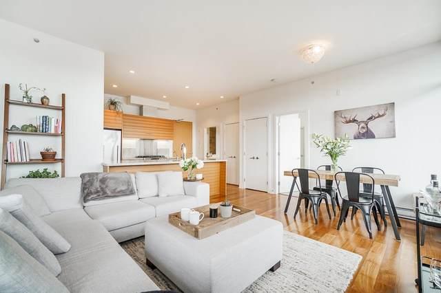 1808 W 1ST Avenue #601, Vancouver, BC V6J 0B3 (#R2626242) :: MC Real Estate Group