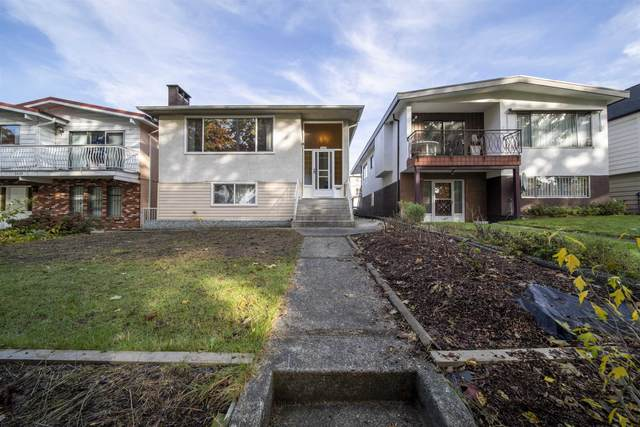 3449 E Pender Street, Vancouver, BC V5K 2C9 (#R2626248) :: 604 Home Group
