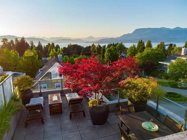6015 Iona Drive Ph406, Vancouver, BC V6T 2J4 (#R2626255) :: Ben D'Ovidio Personal Real Estate Corporation | Sutton Centre Realty