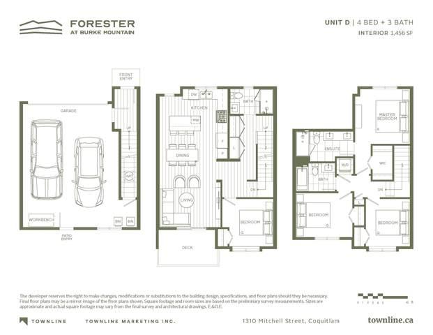 1310 Mitchell Street #210, Coquitlam, BC V3B 2W7 (#R2626266) :: 604 Home Group