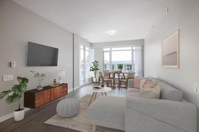 3188 Riverwalk Avenue #705, Vancouver, BC V5S 0E8 (#R2626273) :: Ben D'Ovidio Personal Real Estate Corporation   Sutton Centre Realty