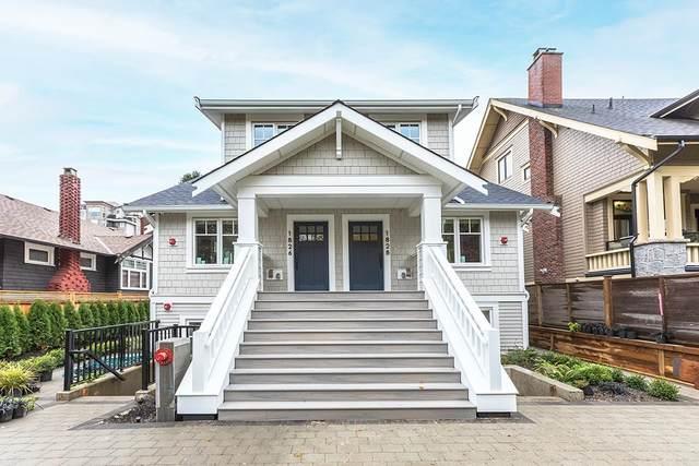 1828 W 12TH Avenue, Vancouver, BC V6J 2E8 (#R2626279) :: Initia Real Estate