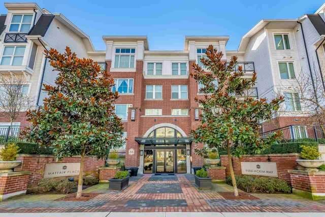 9388 Mckim Way #127, Richmond, BC V6X 0J7 (#R2626294) :: Ben D'Ovidio Personal Real Estate Corporation   Sutton Centre Realty