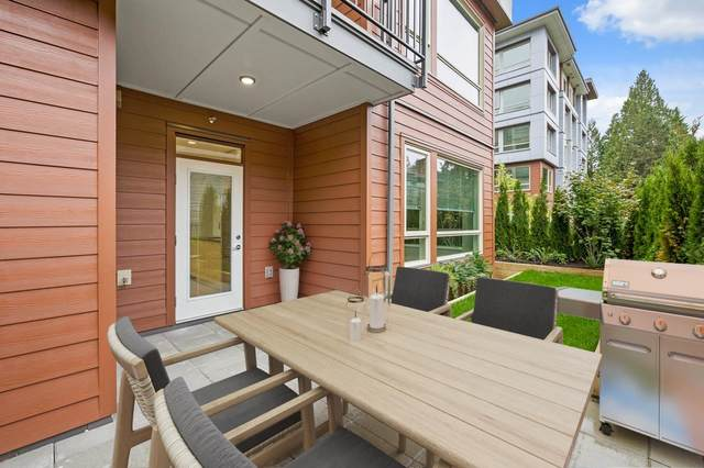 2651 Library Lane #112, North Vancouver, BC V7J 0B3 (#R2626305) :: Ben D'Ovidio Personal Real Estate Corporation | Sutton Centre Realty