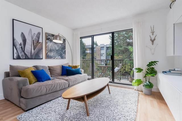 1065 E 8TH Avenue #432, Vancouver, BC V5T 1V1 (#R2626307) :: Ben D'Ovidio Personal Real Estate Corporation | Sutton Centre Realty