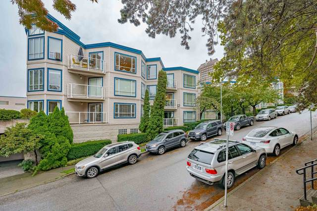 2288 Laurel Street #206, Vancouver, BC V5Z 4K9 (#R2626320) :: Ben D'Ovidio Personal Real Estate Corporation | Sutton Centre Realty
