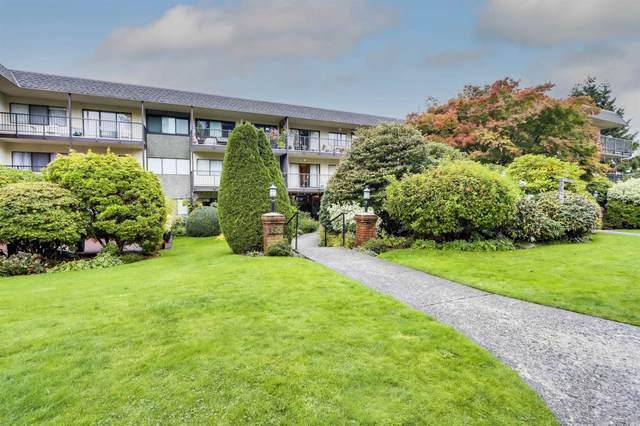 155 E 5 Street #202, North Vancouver, BC V7L 1L3 (#R2626322) :: Ben D'Ovidio Personal Real Estate Corporation | Sutton Centre Realty